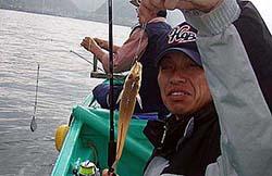 シロギス釣果